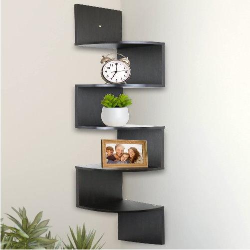Wall Mounted Corner Shelf USA 2021